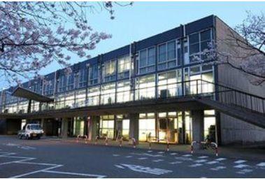 鳴門市庁舎