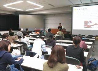考え抜いた起業案発表 徳島大で公開講座