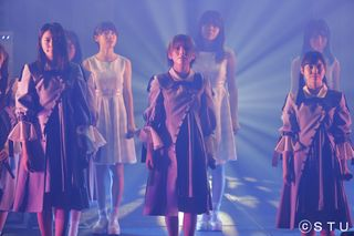 STU初の東京単独コンサートで25曲熱唱 岡田さん涙「このグループのキャプテンで幸せ」