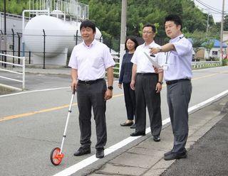 【徳島駅伝】2020年大会へ全43区間の道路状況調査