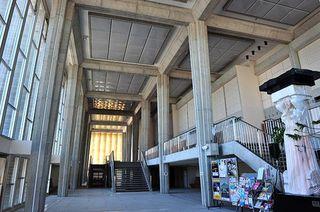 連載「保存か解体か鳴門に残る増田建築」▶11 文化会館(下)命削った「壮大な墓」