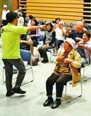 体を動かし認知症予防 徳島市で講演会