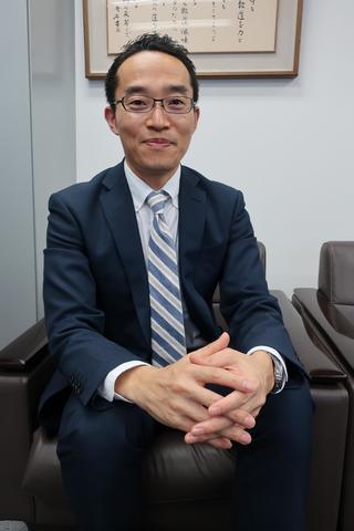 井出雅文さん(環境ビジネスキャリア事業部長)