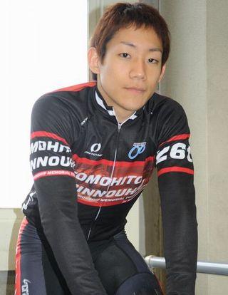 日本プロスポーツ大賞新人賞に選ばれた太田竜馬(おおたりゅうま)さん