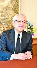 徳島赤十字病院の院長に就任した 後藤哲也さん