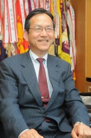 徳島県中学校長会長になった多田栄作(ただえいさく)さん
