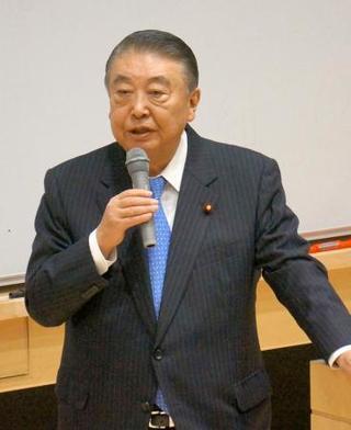 大島議長「政党の変化多すぎる」