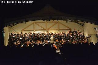 「第九」100周年、徳島県鳴門市で初演再現の演奏会