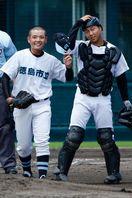 【夏空~高校野球徳島大会から】互いを認め合う「相棒…