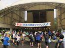 夏場のレースに挑戦【あわラン~記者のマラソン体験記】