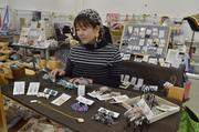 ハンドメード雑貨好評 県内作家の小物を委託販売 徳島市の永峰商店