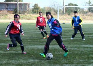 全日本高校女子サッカー30日開幕 鳴門渦潮、白星狙う