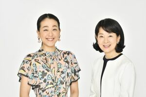 (左から)浅田真央、吉永小百合