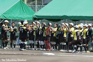【全国高校総体・7月29日】女子ソフトボール2回戦 池田辻(写真特集)