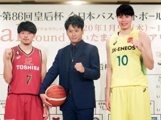 バスケ、男子のA東京は川崎と