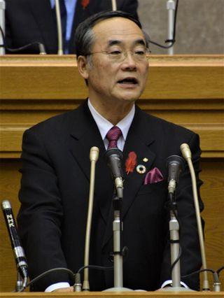 新ホール事業白紙化促す 徳島県知事 「あらゆる選択肢を排除することなく考えるべき」
