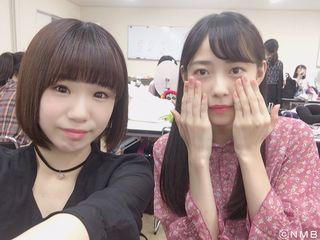 【連載】NMB48水田詩織の「大阪へいらっしゃい!」第4回 ~メンバー紹介編 石塚朱莉さん