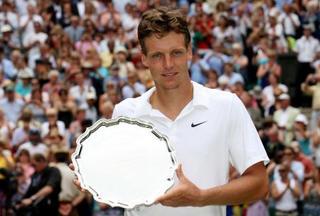 テニス、ベルディハが引退