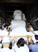 「聖観音坐像」修復終え帰還 徳島・丈六寺の国重文
