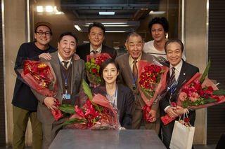 天海祐希「本当に幸せな毎日でした」 『緊急取調室』クランクアップ