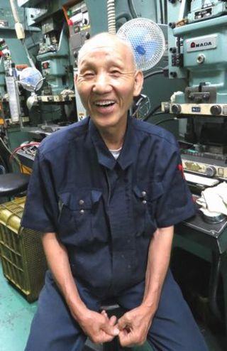 尾北正明さん(河内産業代表取締役)