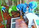 小水力発電機を徳島・木屋平に設置 県と阿南高専