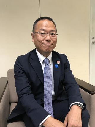 宮本喜弘さん(四国電力常務執行役員総合企画室経営企画部長)