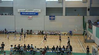 23日開催 県ミニバスケットボール選手権結果