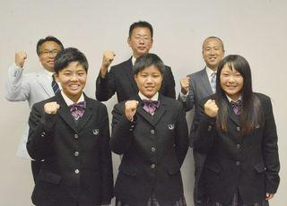 鳴門渦潮高女子ラグビー部が活躍誓う 全国U18女子セブンズ大会