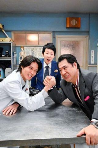 『時効警察』特別ドラマ、磯村勇斗の『鑑識課・又来康知』配信