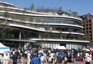 熊本、大型複合施設が開業