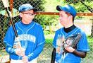 障害者野球「徳島ウイングス」チームに若手加入で活気…