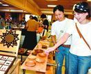 小松島市の立江寺で「寺市」盛況 多彩なブース並ぶ