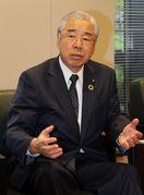 徳島大正銀行発足へ トップインタビュー 「存在感の…