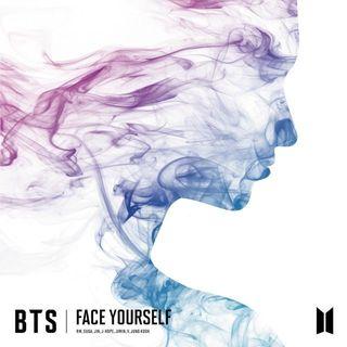 4/16付週間アルバムランキング1位はBTS(防弾少年団)の『FACE YOURSELF』