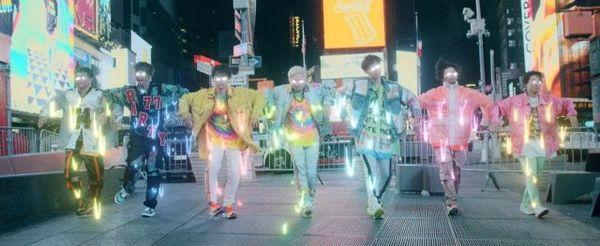 DA PUMPがNY撮影の新曲「P.A.R.T.Y. ~ユニバース・フェスティバル~」MV公開