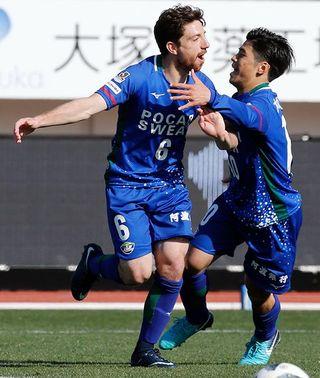 ヴォルティス退団のシシーニョ 愛媛FCに加入