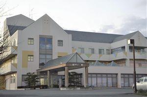 ヒトメタニューモウイルス感染症が集団発生した介護老人保健施設「しょうか苑」=阿波市土成町吉田