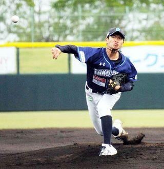 徳島インディゴ、連敗脱出 高知に6―1