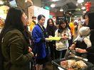 台湾で特産品を販売 小松島西高とつるぎ高の生徒