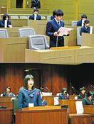 地域活性化など質問 徳島県の2市で高校生議会