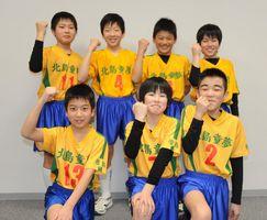 北島童夢の選手たち