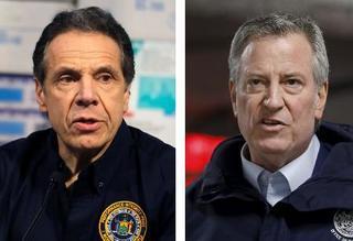 州知事と市長が非難合戦