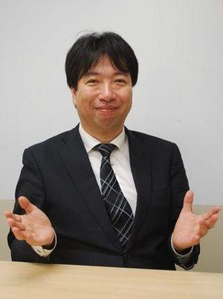 越智稔之さん (中小企業基盤整備機構広報統括室広報課長)