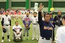 500歳野球 徳島・阿南で開幕 最多16チーム参加…
