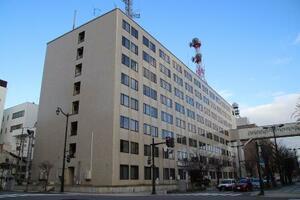 青森県警本部