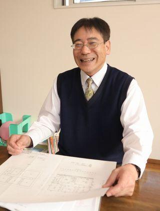 徳島県内初の自立援助ホームを来月開設する阿部光宏(あべみつひろ)さん