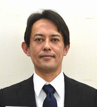 徳島県議選立候補 原氏が表明 鳴門選挙区