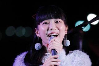 「心に響く歌を」 中学生シンガー・丸山純奈さん 新春メッセージ
