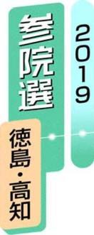 2019参院選徳島・高知 松本氏無所属で出馬 野党…